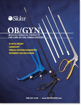 Sklar OB/GYN Catalog